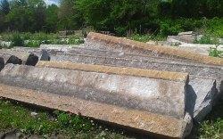 Granite Reclaimed   508.995.8067   Antique Curbing